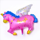 Horse foil balloon-small