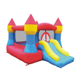 Nhà phao (cho thuê) - Bouncy castle with slide (Rental)