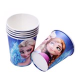 Frozen paper cups 6/pack