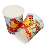 Winnie the Pooh paper cups