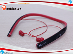 Tai nghe Bluetooth Partron Croise.R PBH 200 - Red Black