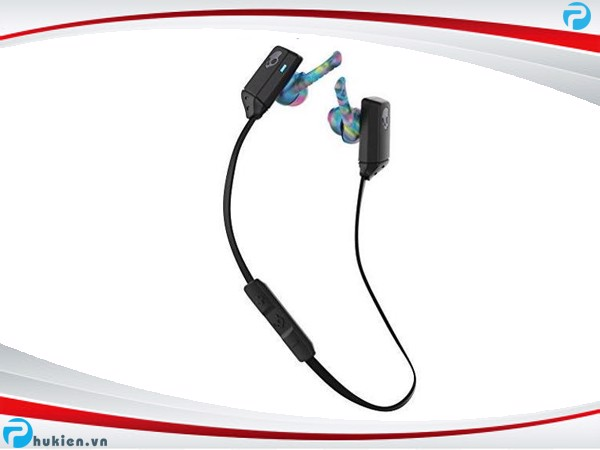 TAI NGHE BLUETOOTH KHÔNG DÂY IN-EAR SKULLCANDY XTFREE WIRELESS