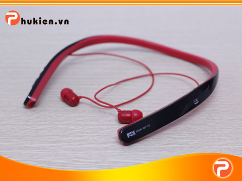 Tai nghe Bluetooth Croise.R PBH 200 - Red Black