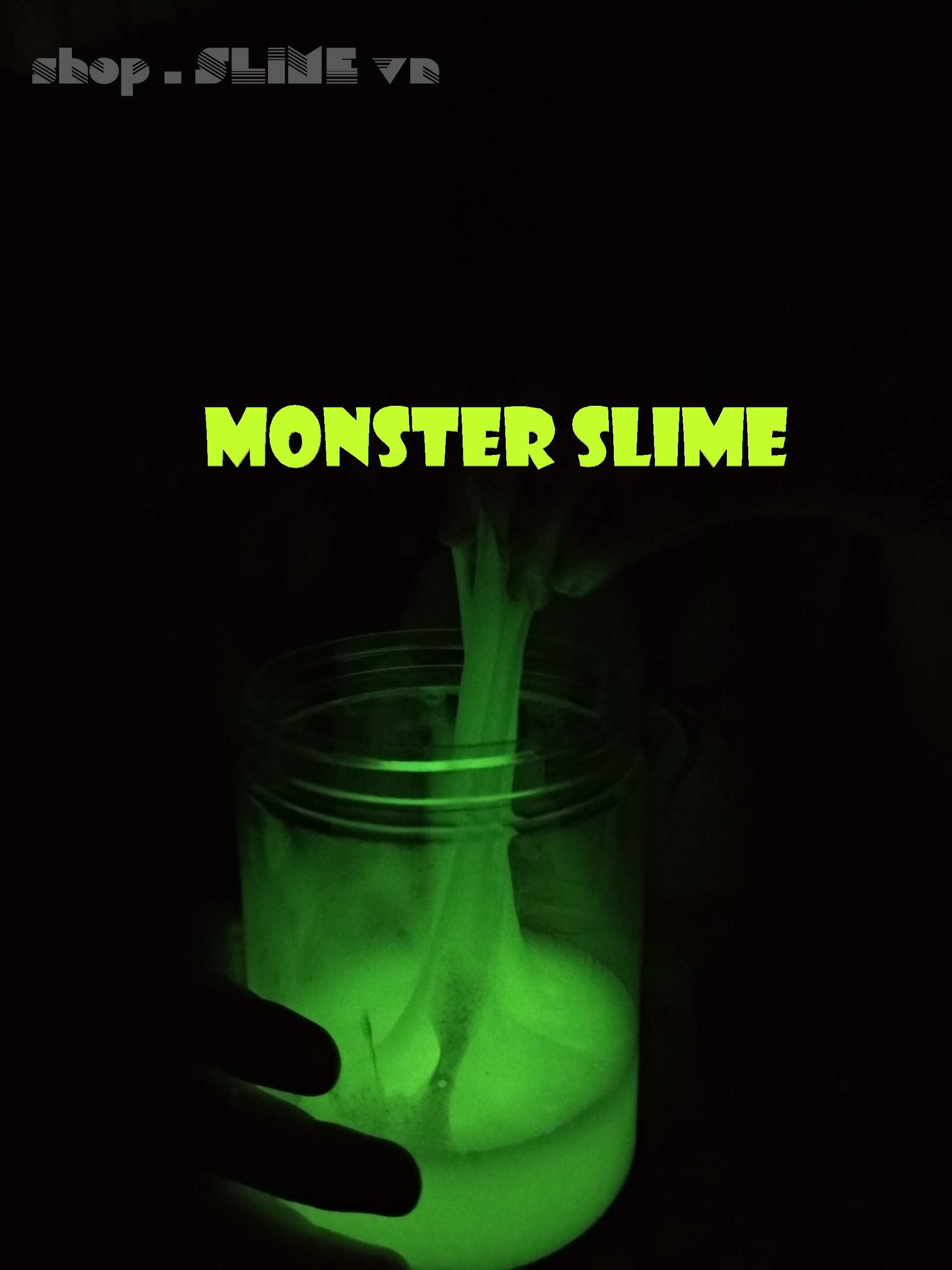 monster slime