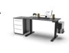 SMARTDESK HOME Black