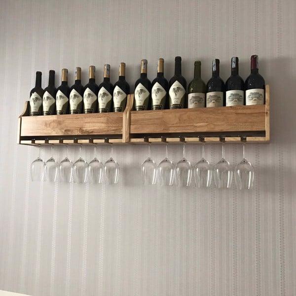 Kệ Rượu Treo Tường 5717 Wal