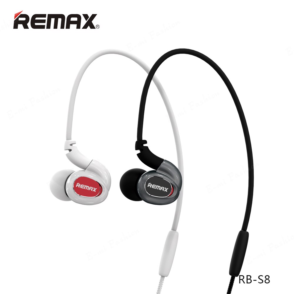 Tai nghe thể thao Bluetooth RB - S8