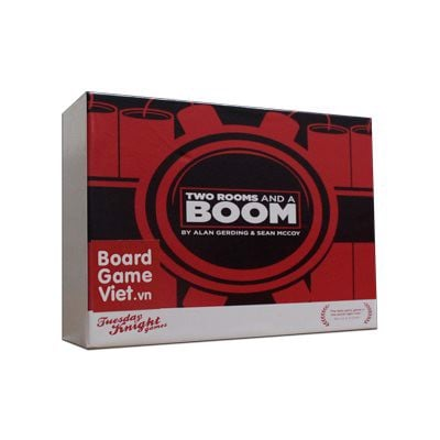2 Room And A Boom - Game ẩn vai