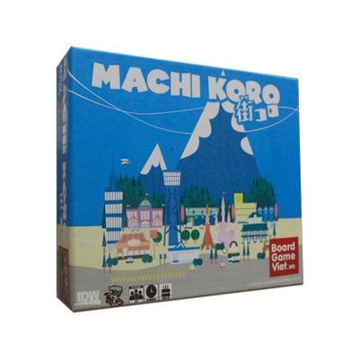 Machikoro - Game xây dựng