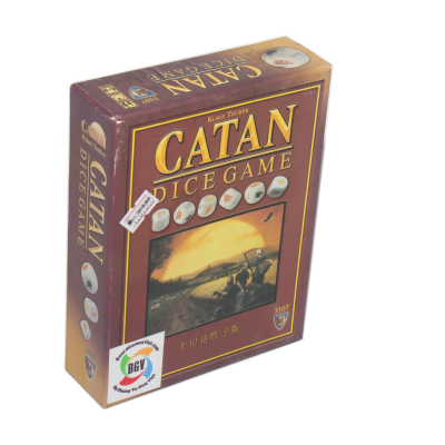 [Game cũ] Catan Dice Game