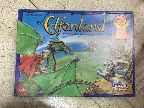 [Game cũ] Elfenland