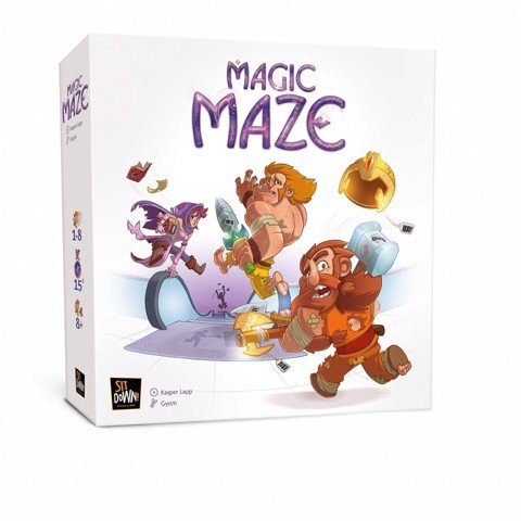 US - Magic Maze