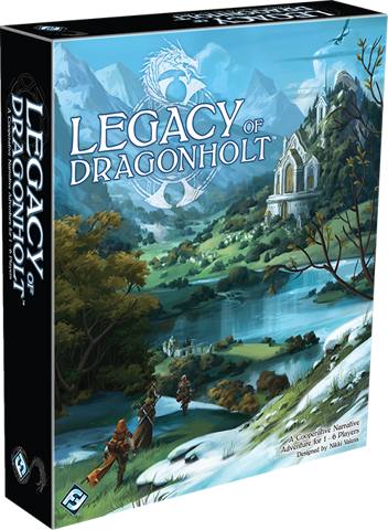 US - Legacy of Dragonholt
