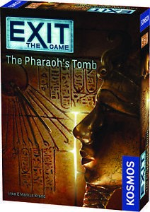 US - EXIT: THE PHARAOH'S TOMB