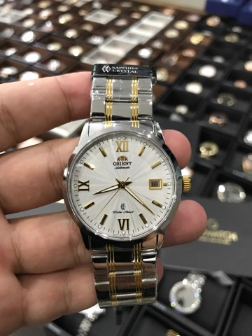 Orient Classic Two Tone Stainless Automatic SER1T001W0 - FER1T001W0