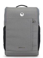 Mikkor The Lewis Backpack M L.Grey