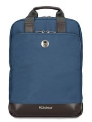 Mikkor The Willis Backpack (L) Navy