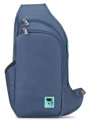 Mikkor - D'Leh Sling Backpack S Navy