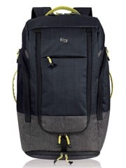 "Solo Velocity Max Backpack 17.3"" - ACV732 Grey"