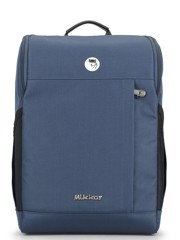 Mikkor The Lewis Backpack M Navy