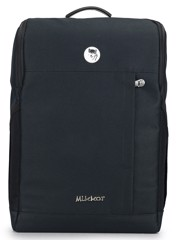 Mikkor The Lewis Backpack M Black