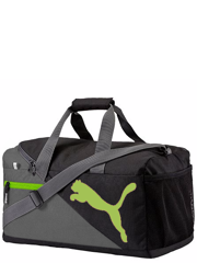 Puma Foundation Small Sports Bag Black/grey