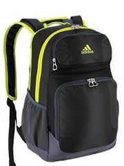 Adidas Team Strength Backpack (M) Black/Green
