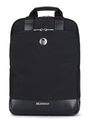 Mikkor The Willis Backpack (L) Black
