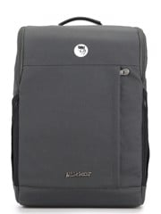 Mikkor The Lewis Backpack M D.Grey