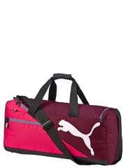 Puma Foundation Medium Sports Bag (M) Pink