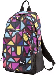 Puma Academy Backpack (M) Purple