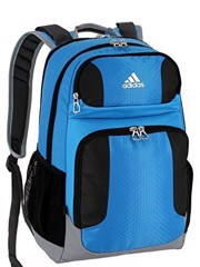Adidas Team Strength Backpack (M) Blue/black