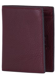 Satadi Jaya Wallet (S) Dark Red