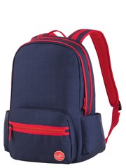Seliux F4 Phantom II Backpack Navy/Red