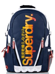 Superdry California Tarp Backpack (M) Dark Navy