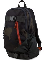 Volcom Substrate Backpack (M) Black