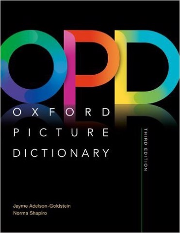 TỪ ĐIỂN HÌNH OXFORD PICTURE DICTIONARY OPD 3 - THIRD EDITION