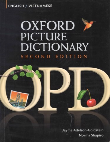 TỪ ĐIỂN HÌNH OXFORD PICTURE DICTIONARY OPD 2 - SECOND EDITION - ANH - VIỆT (Bản Scan)