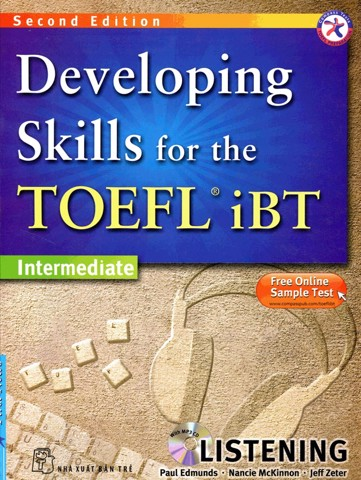 Developing Skills For The Toefl IBT - Listening - Kèm CD