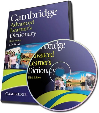 CAMBRIDGE ADVANCED LEARNER DICTIONARY (3TH EDITION)