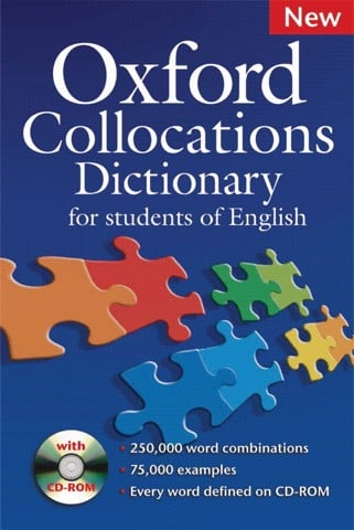 OXFORD COLLOCATIONS DICTIONARY (2ND EDITION)