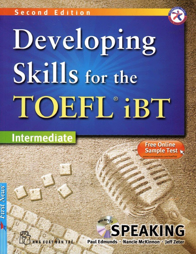 Developing Skills For The Toefl IBT - Speaking - Kèm CD