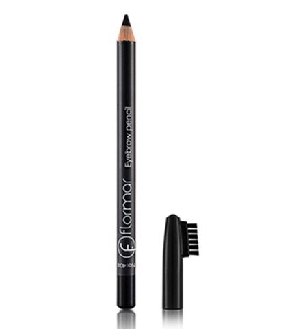<p>Flormar Eyebrow Pencil - EYES- EYEBROW PENCIL-Black-404