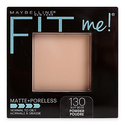 <p>Phấn phủ Maybelline Fit Me Matte Poreless - Phấn phủ Maybelline Fit Me Matte Poreless - 130 BUFF BEIGE