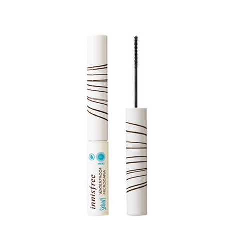 "<p style=""text-align: left;"" data-mce-style=""text-align: left;"">Skinny Waterproof Microcara Mascara Innisfree - Brown - Mascara Skinny chống thấm nước Microcara - Màu Nâu"
