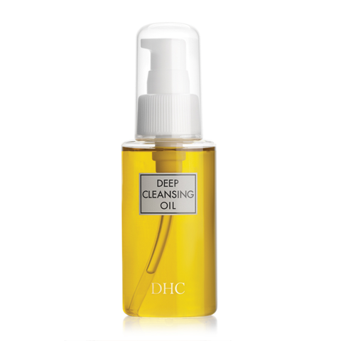 <p>Deep Cleansing Oil - Dầu tẩy trang Olive DHC Deep Cleansing Oil