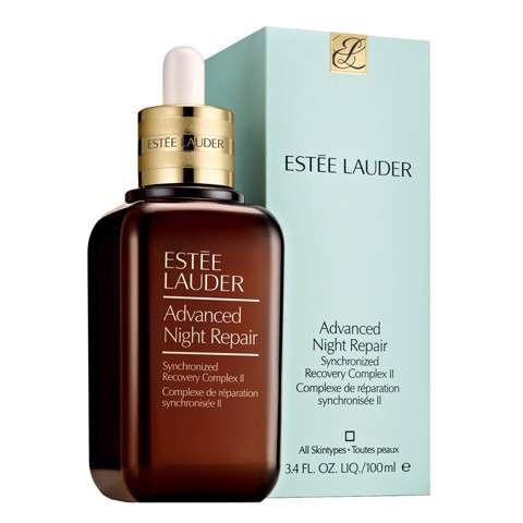 <p><strong>Advanced Night Repair Synchronized Recovery Complex II Serum</strong>  - Tinh chất phục hồi da ban đêm Estee Lauder 100ml