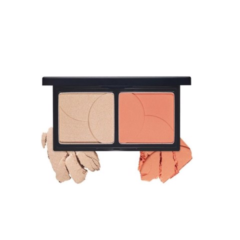 "<p style=""text-align: justify;"" data-mce-style=""text-align: justify;""><span></span><span>Shining Powder Cheek Duo - Phấn nén má hồng Etude Shining Duo"