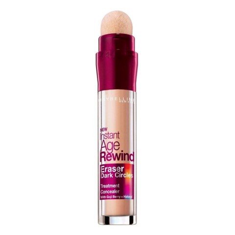 <p>Bút che khuyết điểm mắt Maybelline - Fair Color - Intant Age Rewind Eraser Dark Circles Treatment Concealer