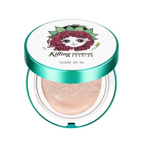 <p>Killing Cover Moisture Cushion 2.0 - Cushion Killing Cover Moisture Cushion 2.0 cho da mụn, nhạy cảm